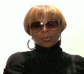 Mary J. Blige Hates Working Out, Just Like Us
