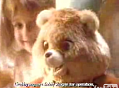 Flashback: Teddy Ruxpin Commercial