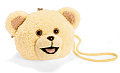 Product of the Day: Snuggle Bear Head Purse