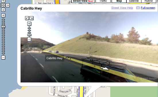 More Google Maps Fun