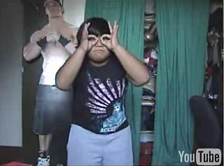 "Cute Kid Does Interpretive Dance To ""Hey There Delilah"""