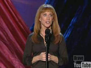 Kathy Griffin On K-Moss, LiLo And Parenting