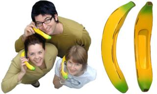 Product of the Day: Banana Cell Phone Cover