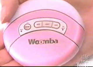 Woomba: The Robot That Cleans Your Lady-Business