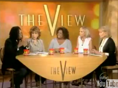"New Co-Host On ""The View"" Doesn't Know Earth Is Round"