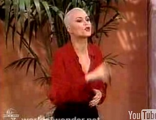 "Flashback: Susan Powter in ""Stop The Insanity!"""