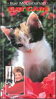 "Product of the Day: Rue McClanahan's ""Cat Care"" Video"