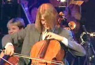 "Cello Guys Rock Out to ""Final Countdown"""