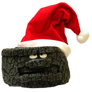Product of the Day: Singing Lump of Coal