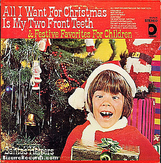 Weird Christmas Album Covers
