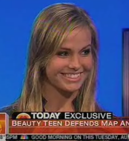 Miss Teen S.C. Explains Away Her Incoherence