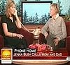 Jenna Bush Calls President Bush on the Ellen DeGeneres Show
