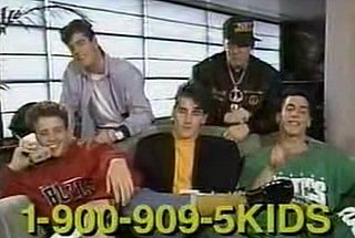 New Kids on the Block Hotline