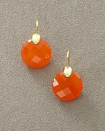 Mark Spirito Carnelian Droplet Earrings Bergdorf Goodman