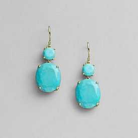 Ippolita - Turquoise Snowman Earrings - Saks.com
