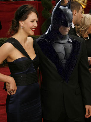 Maggie Gyllenhaal Finds Her Dark Knight