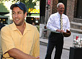 Adam Sandler Pinch Hitting For Letterman