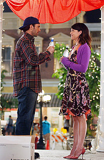 "Great TV Engagements: ""Gilmore Girls"""