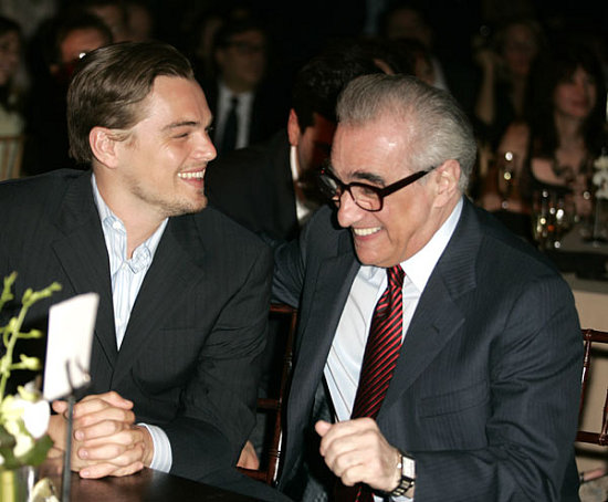 Scorsese and DiCaprio May Work on Wall Street