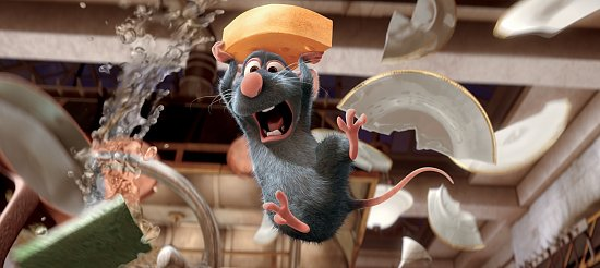 Watch 9 Minutes of Disney's Ratatouille, Today Only