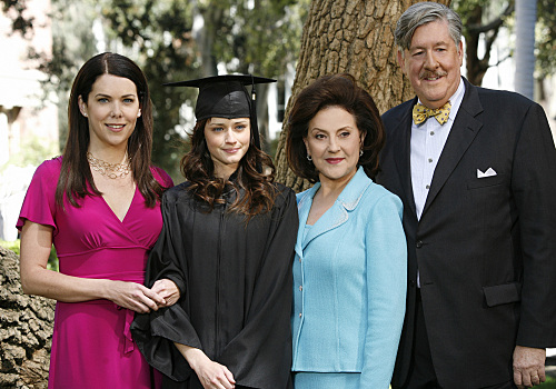 """Gilmore Girls"" Creator is Mulling a Movie"