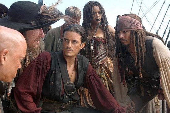 Pirates of the Caribbean: At Wit's End