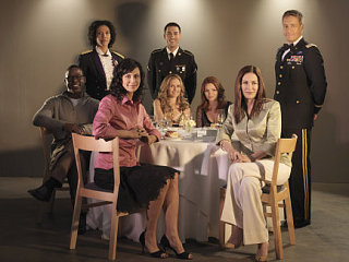 "TV Tonight: The ""Army Wives"" Marathon"