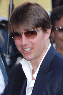 Tom Cruise in Lions for Lambs, Out of Germany