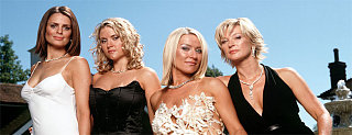 """Footballers' Wives"" Remake Still in Play"