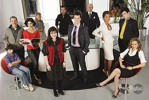 """Five Questions for """"Ugly Betty"""""""