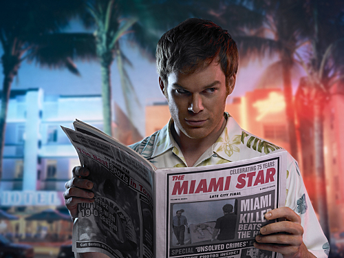 "First Look: ""Dexter"" Season 2"