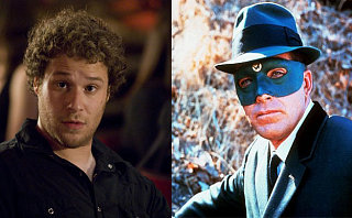 Seth Rogen to Play the Green Hornet?