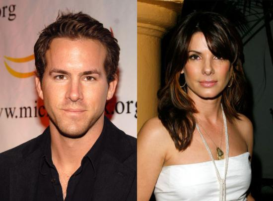 Ryan Reynolds and Sandra Bullock Team Up for Proposal