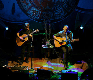 Dave Matthews & Tim Reynolds at Radio City Music Hall