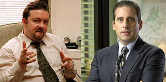 Who Said It? David Brent vs. Michael Scott