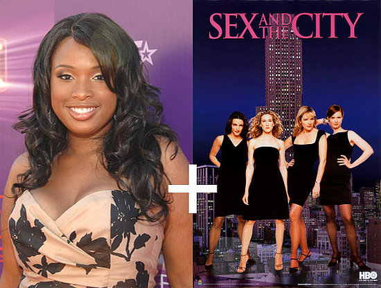 "Jennifer Hudson Joins ""Sex and the City"" Movie"