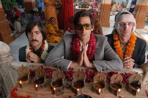 The Darjeeling Limited: Another Study in Dysfunction