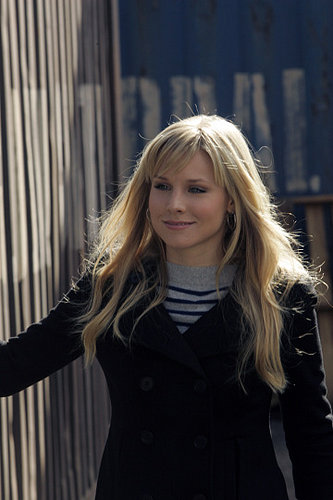 Kristen Bell Is Superheroically Awesome