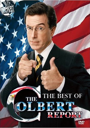 Ease Your Late-Night Losses with Colbert on DVD