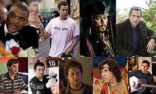 Who's the Best Comedic Actor of 2007?