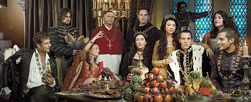 New Preview Videos for Season Two of the Tudors on Showtime