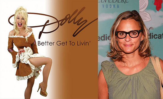"No. 7: Dolly Parton With Amy Sedaris, ""Better Get to Livin'"""
