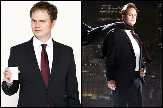 Geek of the Week: Rainn Wilson