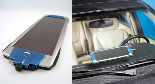 Tech News Roundup: Solar Battery Charger!