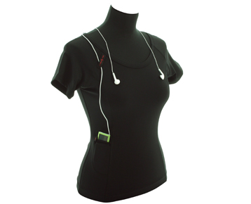 black iPod T-shirt 1