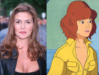 Geek of the Week: Paige Turco as April O'Neil