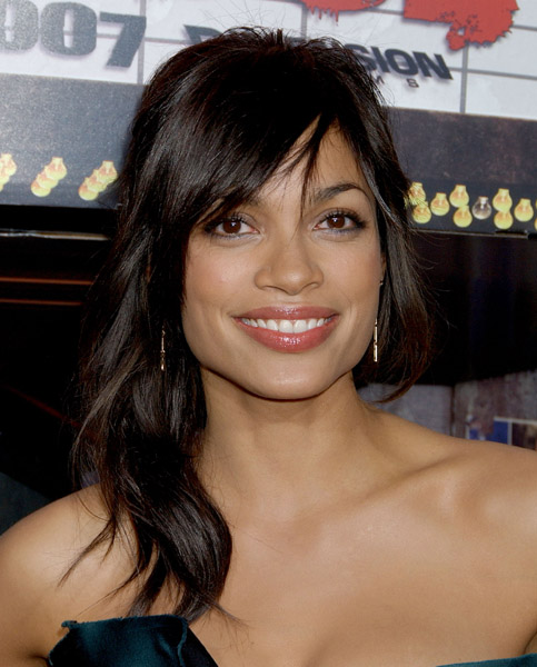 Rosario Dawson Speaks Klingon? 10 Phrases You Should Know