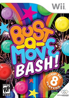 New Wii Game: Bust-a-Move Bash