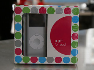 The Winner of the iPod and Chocolate Set Is...