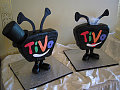Totally Geeky or Geek Chic? TiVo Cakes